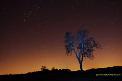 Sternenhimmel über Freudenburg