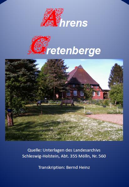 Hofakte Gretenberge Cover
