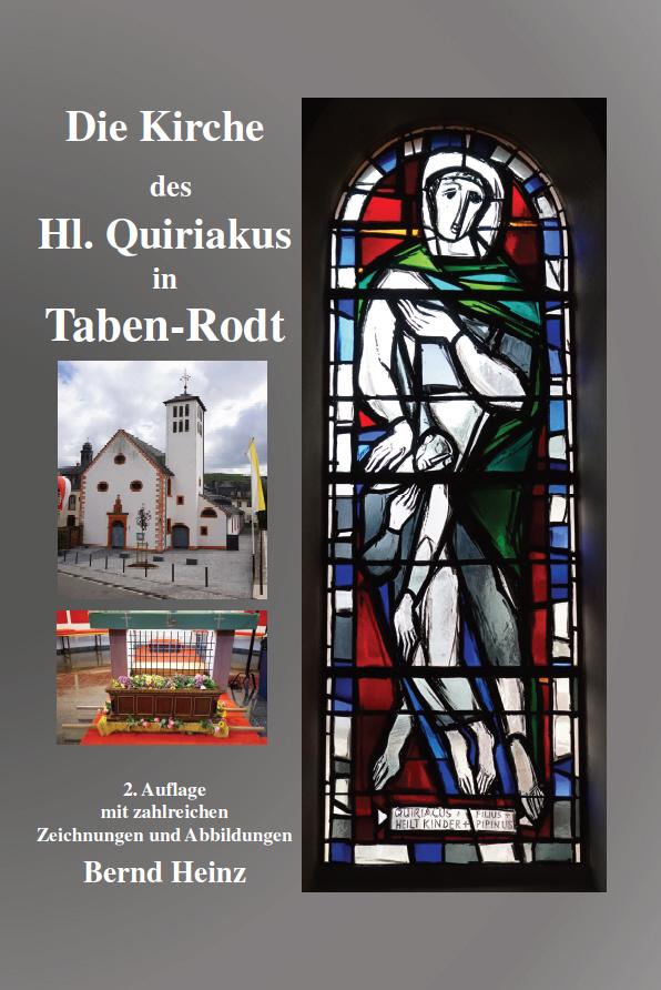 Kirche des Hl. Quiriakus in Taben-Rodt