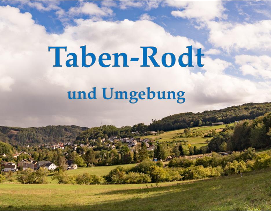 Bildband Taben-Rodt und Umgebung (2020)